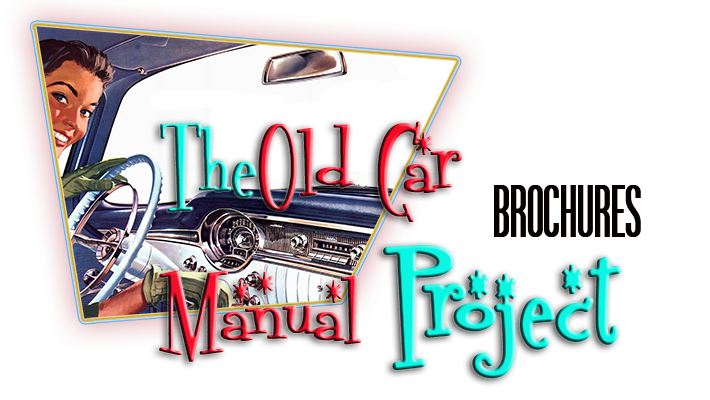 The Old Car Manual Project Upload Gallery